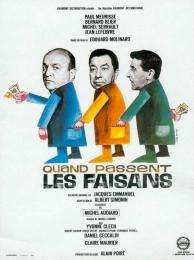 Quand passent les faisans - film 1965 - Edouard Molinaro - Cinetrafic
