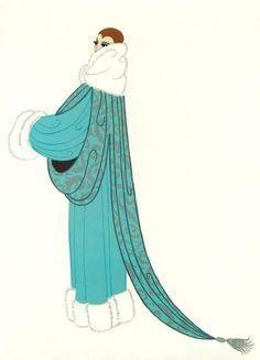 erte fashion design - Bing images