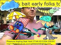 tackle & bait @pleasure angling tackle shop deal kent 16th july