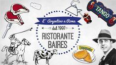 Baires Ristorante Argentino Piazza Navona, Empanadas, Wines, Advertising, Celebrities, Desserts, Food, Argentina, Rome Italy