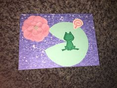 Handmade You're Always There for Me Greeting Card | eBay
