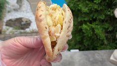 فرك الكنافة وطريقة تحضيرها بالبيت الكنافة النابلسية recette knafeh semoule❤️ - YouTube