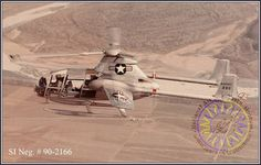 McDonnell XV-1 was an experimental compound helicopter, designated as a convertiplane, developed for a joint research program between the United States Air Force and the United States Army to explore technologies to develop an aircraft that could take off and land like a helicopter but fly at faster airspeeds, similar to a conventional airplane