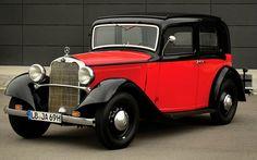 1934 Mercedes-Benz 200 Sonnenschein Limousine (W21)