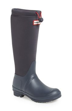 Hunter 'Original Tour' Neoprene Waterproof Boot (Women) | Nordstrom