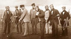 Golf History Today