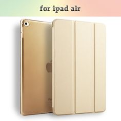 zoyu Luxury leather for iPad air 2 case,Ultra Slim PU Leather For iPadair 2 case , new smart table for ipad air 1 cover case