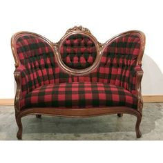 Lumberjack couch