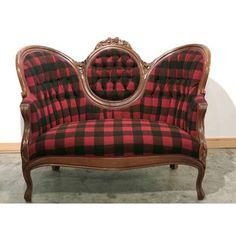Lumberjack couch