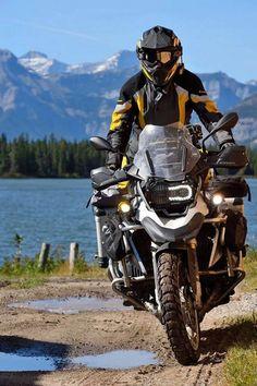 A melhor forma de viver a vida é fazer o que se gosta. #offroad #bigtrail #bmw #gsa #motorcycle - Cesar JB - Google+