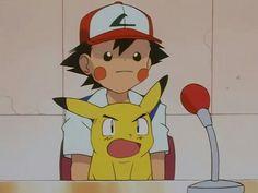 Funny Pokemon face swap#ash#pikachu