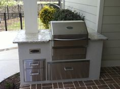 Small Outdoor Kitchens   Small Kitchens