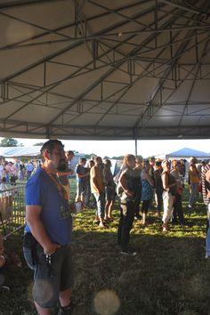 Ambiance et vie du  festival