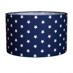 Little Dutch kinderlamp sterren donkerblauw