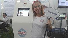 Raquel Braga e Fábio Motta investiram R$ 300 mil para criar negócio de objetos usados