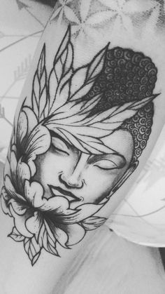 Discover recipes, home ideas, style inspiration and other ideas to try. Buddha Tattoo Design, Buddha Tattoos, Irezumi Tattoos, Forearm Tattoos, Body Art Tattoos, Small Tattoos, Tattoos For Guys, Future Tattoos, Tattoo Arm