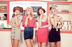 Kpop fashion Secret Shy Boy MV if we're feeling retro