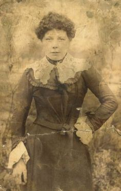 My grandmother Edith Walker -   Her story will be chronicled on ITV's Secrets from the Workhouse