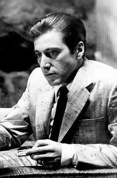 Al Pacino ~The Godfather: Part II, 1974