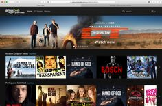 Amazon lança Prime Video no Brasil por US$ 2,99 ao mês