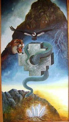 Legado Andino - Serpente, Puma e Condor