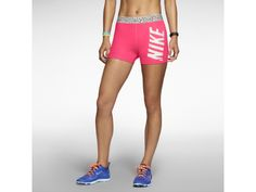 Nike Pro 7.5cm Mezzo Waistband Trainingsshorts voor dames