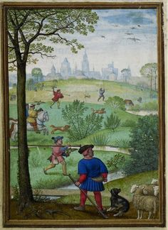Hennessy Book of Hours April