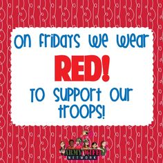 Wear Red On Friday, Red Friday, Marine Corps Quotes, Red Video, Remember Everyone Deployed, Military Life, Military Families, Army Wives, Marine Mom
