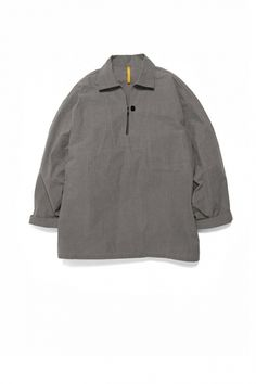 Graphpaper - MAN-TLE   ONE BUTTON SHIRT