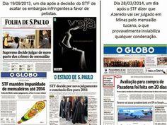 """Blog do Cadu: """"Mensalão"""" tucano: cadê a indignação?"""