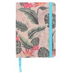 Wholesale Tropical island a6 notebook - Something Different