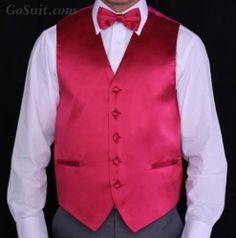 Men's Vest Solid Color - 26