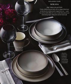 Gift Registry Vancouver Island Dishes Gift List Dinnerware Utensils Plates Dish & Home | Dinnerware | Truffle 16 Piece Dinnerware Set | Hudsonu0027s Bay ...