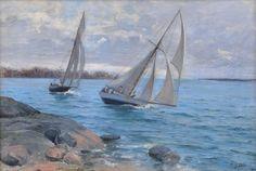 """""""Sailing"""" Elin Danielson-Gambogi"""
