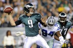 Philadelphia Eagles Nick Foles is 2014 NFL Pro Bowl Bound.