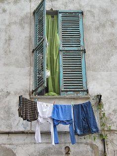 Barcelona - Wash Day