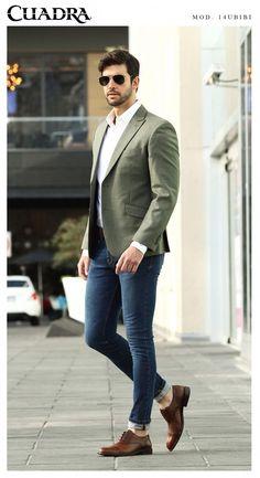 Ein Mann mit Stil Fashion outfideman is part of Trendy mens fashion - Blazer Outfits Men, Mens Fashion Blazer, Suit Fashion, Men's Outfits, Trendy Mens Fashion, Stylish Mens Outfits, Business Casual Men, Men Casual, Casual Wear