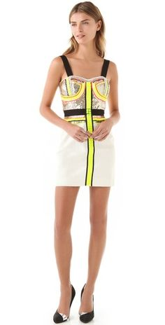 stand out in this stunner via @Shopbop