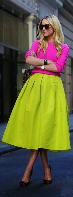 Эффективный гардероб-2. Цветовые контрасты - Fresh - Свежий взгляд на стиль