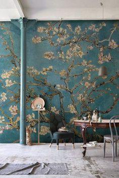 Go Van Gogh Ob Sie ein Kunstkenner oder Sie wollen einfach nur wie eine fühlen, diese Van-Gogh-Tapete Wandbilder werden einen langen Weg, um die Tiefe von Ihrem Geschmack und Charakter zu zeigen. Lassen Sie uns ehrlich sein, wenn du wirst ein Kunstwerk wählen, es könnte auch ein klassisches sein.