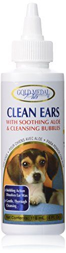 Gold Medal Pets Clean Ears 4 oz *** You can find more details by visiting the affiliate link Amazon.com.