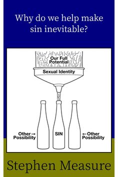 How we interpret human sexuality is entirely up to us, so why do we choose to interpret it in a way that makes sin inevitable? Inevitable, Nonfiction, How To Make, Non Fiction
