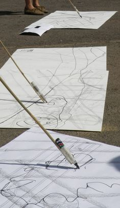 Drawing For Textiles Online workshop | Dionne Swift artist #drawingtechniques