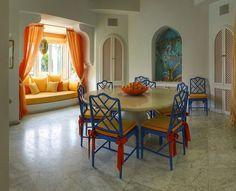 Private Ibiza Villa: Fatamorgana, 6-bedroom Moroccan style house