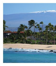 The Big Island, snow on Mauna Kea 888-308-1817 http://kennygknowskapolei.com to find your Hawaii dream home