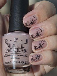 BM02, OPI - Tickle My France-y nail color