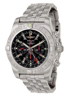 Breitling Chronomat GMT Men's Watch AB041210/BB48-384A