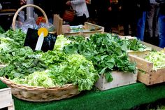 Marché des Carmes in Toulouse. Check out my travel blog!