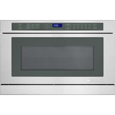 Could this fit under the counter to the right of the stove? Jenn-Air Under Counter Microwave Oven with Drawer Design, Under Counter Microwave, Microwave Drawer, Built In Microwave, Microwave Oven, Kitchen Interior, Kitchen Design, Kitchen Ideas, Red Bar Stools, Glass Front Cabinets