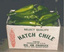 Green Chile!